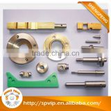 Precision engineering OEM turned cnc parts with various material ,electro plating