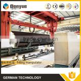 partition wall sand lime block panel machine