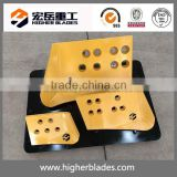 cutting edge & side cutter & blade 8E9378/79 for heavy equipment mining earthmoving