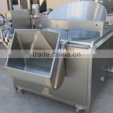 Cassava Potato Chips Crisps Banana Plantain Chips Batch Basket Fryer Frying Machine System