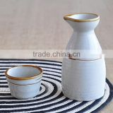 160ml Japanese&Koren style ceramic wine set