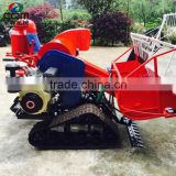 Easy operation for 2 row sweet corn harvester in Jining city