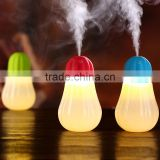 Mini Humidifier DC 5V Air Diffuser USB Portable bulb design humidifier