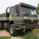 Brand New SINOTRUCK 371hp 4x4 Cargo Truck For Sale