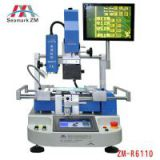 Hot seller ,High quality Semi-auto, BGA rework station ZM-R6110 with optical alignment bga chip repair machine