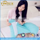 Five Years Quality Guarantee Adjustable Pregnancy Back Support Wedge Pillow