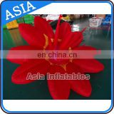 Artificial Flowers inflatable / Giant inflatable lighting flowers