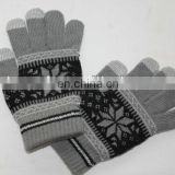 gloves touch screen 2014 winter In stock phone glove