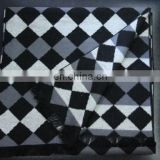 2013 lastest Women's/Man's Neckerchief Smooth brushed scarf with scarf /silk scarf