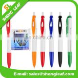 Finest materials and extremely high manufacturing standard scroll pens
