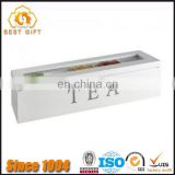 Best Sell Promotional Wood Tea Storage Box