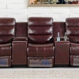 Supply Home theater sofa with electric recliners