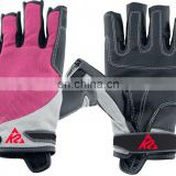 Cycle Gloves purple