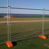 Temporary fence/ construction fence/construction fence for US