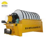 Palladium tailings solid-liquid separation disc dewatering machine