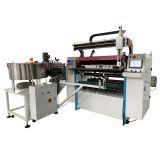 Thermal Paper Roll Slitting Rewinding Machine