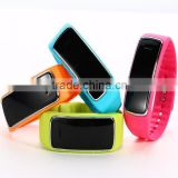 Brand New Smart Bracelet Waterproof IP67 Touch Screen Bluetooth V4.0 Fitness Tracker Call/SMS Reminder For Ios & Android