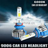Factory direct price!!3000LM 25W led car head light h1 h3 h4, led car 6000k bulbs 25 watt led flood 12 months warranty led light