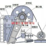 used jaw crusher (86-15978436639)