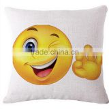 Emoji Pillow Smiley Emoticon Cushion home decor cojin decorative pillows sofa decoration, cojin pillow