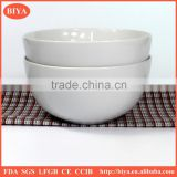 ceramic noodle bowl porcelain round shape bowl ,dessert stripe bowl, ceramic rice dinner bowl ceramic soup bowl