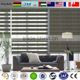 wholesale zebra fabric for roller blind Beautiful Decorative Double Layer Day and Night Zebra Roller Blinds