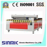 china professional manufacturer carbon steel laser cutter CO2 glass laser cutting machine