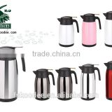 2015 new style antimicrobial stainless steel thermos coffee pot