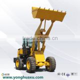 Factory price skid construction equipment agriculture farming wheel loader tractor with loader for sale