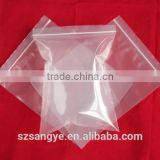 pe transparent travel plastic bag gift Packaging bags for necklace/jewelry small ziplock                                                                                                         Supplier's Choice