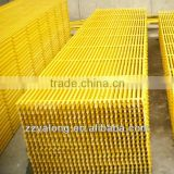 Industrial FRP Fiberglass Reinforced Plastic Safety Grating, FRP GRP grating High Strength Pultruded FRP Grating with good price                                                                         Quality Choice