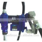 DYB75-DC12B explosion-proof electric transfer pump with flow meter and nozzle