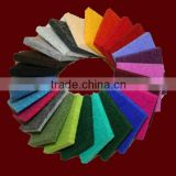 100% wool colorful craft felt,felt products