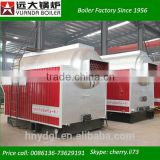 Perfect condition 4 ton wood boiler manufacture