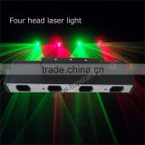 wholesale 4 head laser light Four Head Green &red laser                                                                                                         Supplier's Choice