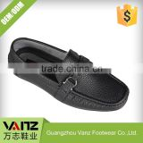 OEM ODM Production Fashion PU Slip-on Children Leather Loafer Casual Shoes