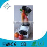 Customized logo available Black 1.2 Litre top-quality PC cup Household commercial blenders big sale
