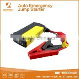 Multi-Function Car Emergency Kit Mini Portable Power Bank 12V Auto Battery Jump Starter With Air Compressor