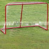 Street ice hockey goal set for child indoor with shooting target                                                                         Quality Choice