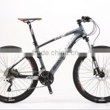 26'' Carbon Fiber Frame Mountain Bicycle