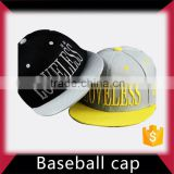 black blank baseball cap for adult