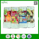 China supply 100% cotton personalized cotton velour printed kitchen towels                                                                                                         Supplier's Choice