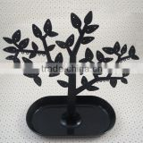 plastic jewelry tree display adjustable tree stands