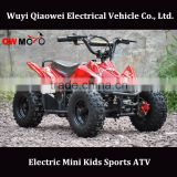 Best selling kids electric quad four wheeler mini moto electric ATV quad bike mini bike
