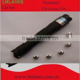 High quality 1000mw 445nm Adjustable Focus blue beam laser pointer