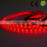 CE &RoHS waterproof flexible LED Strips light SMD 5050 60leds 12v Red/yellow/blue/green Christmas decoration