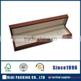 classical wooden bracelet presentation box,jewelry packaging                                                                         Quality Choice