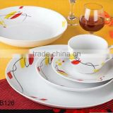 Royal classic porcelain dinnerware portuguese ceramic dinnerware