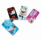 liquid silicone injection colorful mobile phone cases
