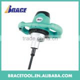 1050W Powerful with Single Paddle and Copper Wire Motor Manual Concrete Mixer Machine Price